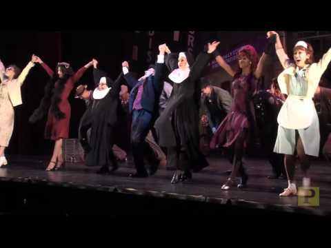 See Highlights From The Producers at Paper Mill Playhouse