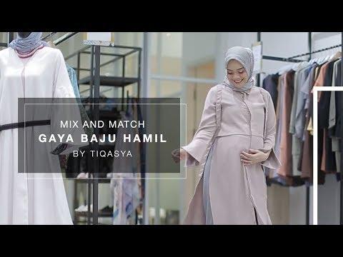 Mix and Match Gaya Baju Hamil by Tiqasya