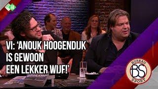 Bureau Sport bij VI: 'Anouk Hoogendijk is gewoon een lekker wijf!' - Bureau Sport Vrouwen