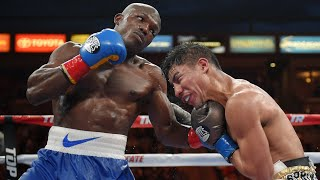 Timothy Bradley vs Jessie Vargas Full Highlights HD