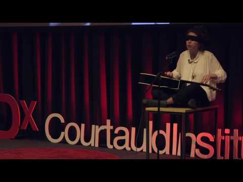 Making music with the blind   Marie Naffah   TEDxCourtauldInstitute