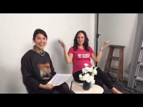 Anna Silk chats with Hello! Canada on Periscope || 10-08-2015