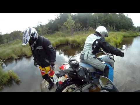 Awesome Players Off-Road MC Summer ( BMW F800GS, HP2, 1150GS, Honda XR650L )