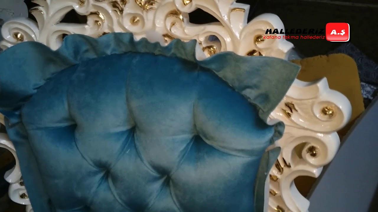 Antika Koltuk Yenileme Classic Furniture Restoration