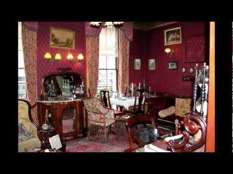 A walk through the Sherlock Holmes Museum