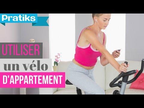 Comment bien utiliser un vélo d'appartement ?