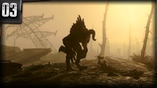 Fallout 4: Episode 3 - How To Take Out DEATHCLAW