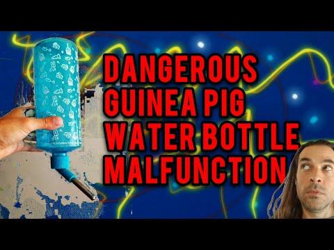 Dangerous Water Bottle Malfunction