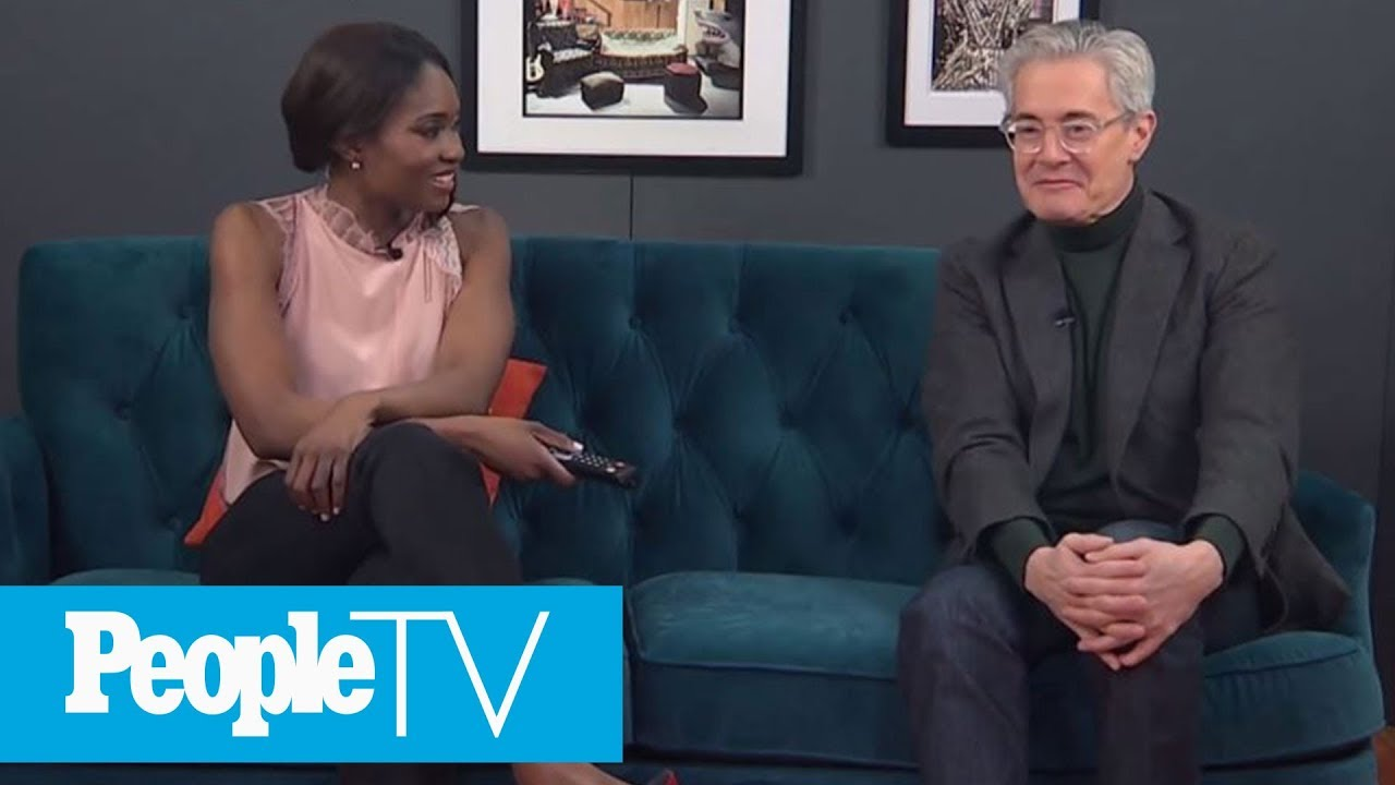 Kyle MacLachlan Couldn't Stop Laughing In 'The Doors' | PeopleTV
