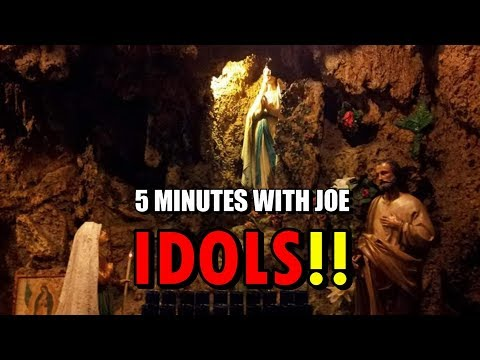 IDOLS!! - 5 MINUTES WITH JOE