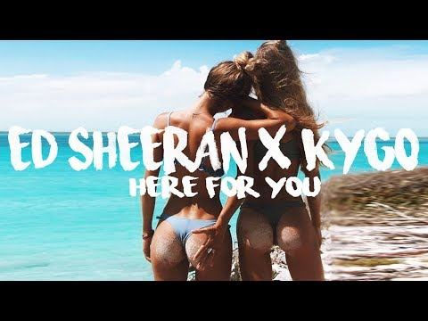 Ed Sheeran, The Chainsmokers & Kygo Style - Best Popular Summer Mix 2017