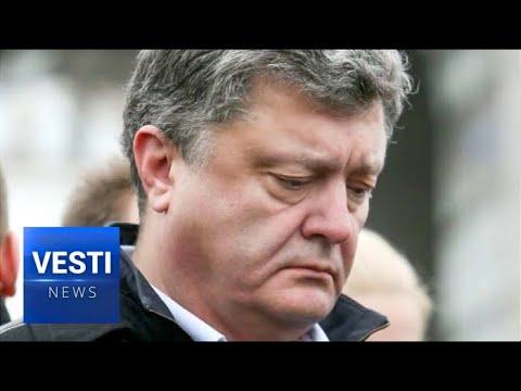 """Ukrainians Hate Their President."" The Country Celebrated Poroshenko's Birthday with Mockery"