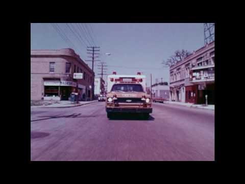 Emergency Medical Service Television Spots c. 1974