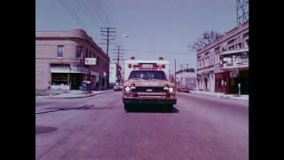 Emergency Medical Service Television Spots (c. 1974)