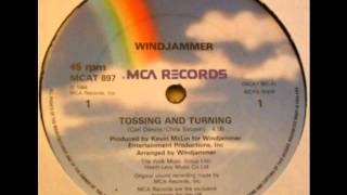 Windjammer - Tossing And Turning