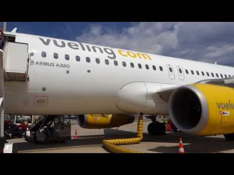 Vuelling - Barcelona To Manchester