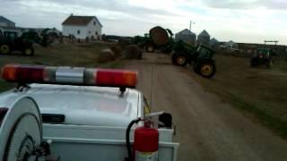 john deere tractors fighting fire part 2