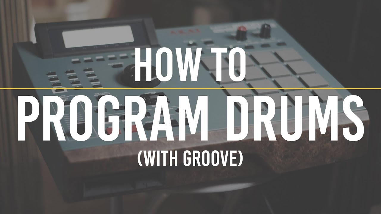How To Program Drums (with groove) | The Producer's Blog