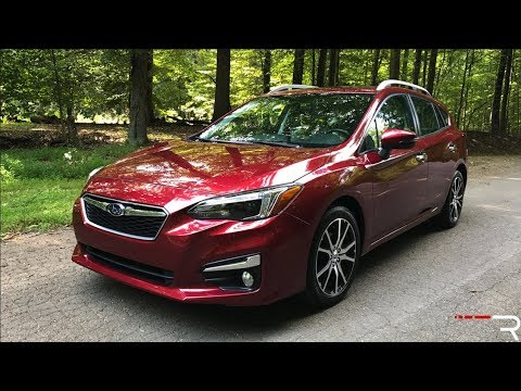 2017 Subaru Impreza 2.0i Limited Redline Review