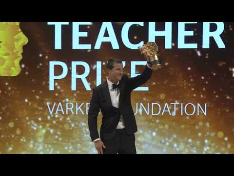 Global Teacher Prize 2017 Awards Ceremony Highlights