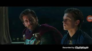 Analisi trailer spiderman far from home