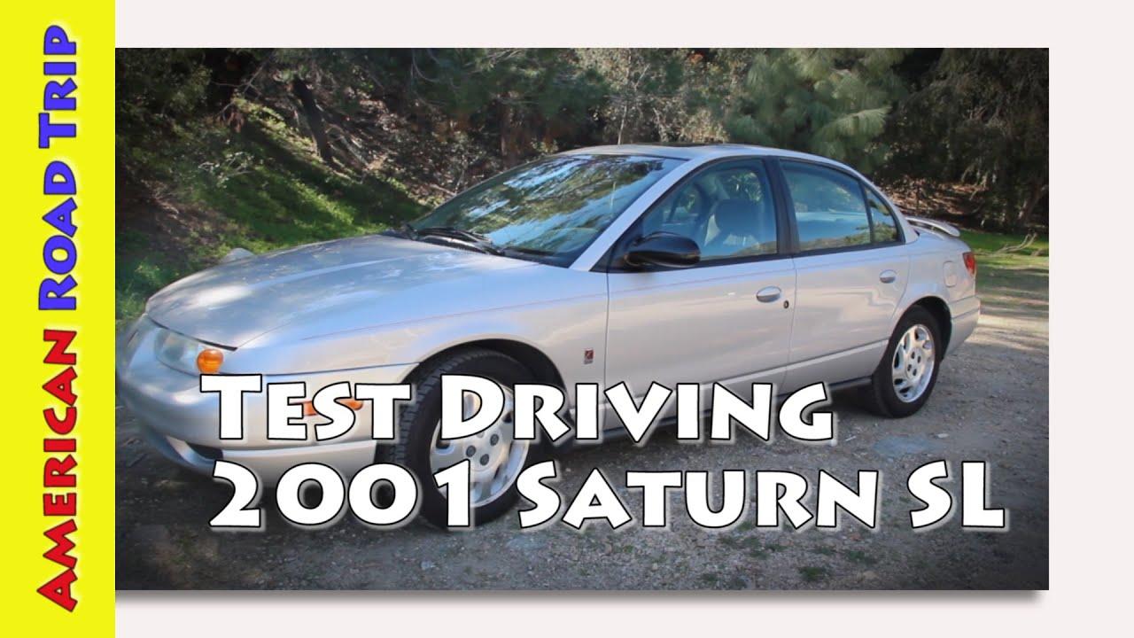 Road Trip Cars Test Drive Review 2001 1999 2002 Saturn Sl1