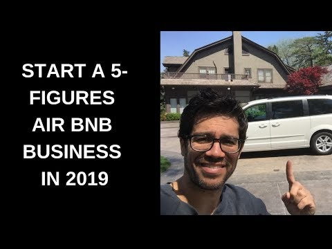 How To Make THOUSANDS Of Dollars With Airbnb In 2019 Like A Pro