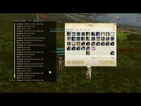 Larceny is amazing money if you have the time Archeage 3.0