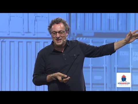 Digital transformation: ports, shipping and maritime. Keynote by Futurist Speaker Gerd Leonhard