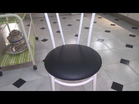 DIY Como tapizar una silla fácil y económica