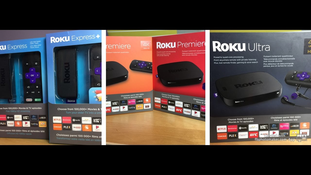 Roku S 5 New Streaming Tv Devices How To Pick