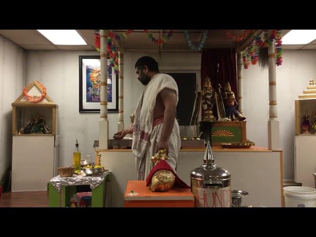 Somavara Shivabhishekam