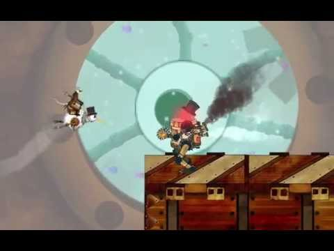 Clockwork Kiwi: Dungeon Dash - Launch Trailer