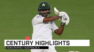 Shafiq shows class with disciplined century