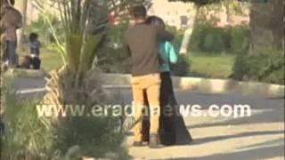 كاميرا إرادة ترصد حالات التحرش الجنسى فى الحدائق  العامة