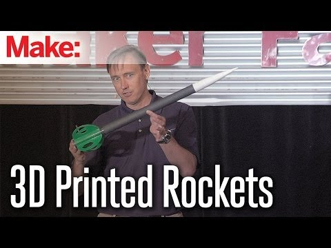 Making Rockets — the Democratization of Matter - Steve Jurvetson