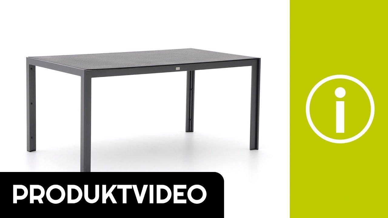 Produktvideo Bellagio Montano Esstisch 160 cm   Kees Smit ...