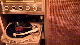 BILLY VAUGHN KEN NORDINE - THE SHIFTING WISPERING SANDS (PART 2) - 1956 ZENITH COBRA-MATIC