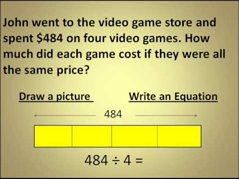 Division Distributive Property Expanded Form Youtube