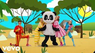 Panda e Os Caricas - Dança Tribal
