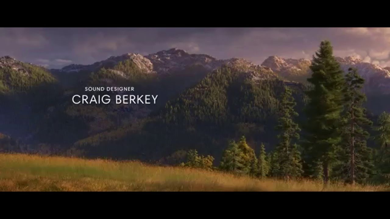 The good dinosaur landscape photography at credits title for Good landscape