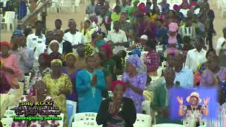 RCCG HOLY GHOST CONGRESS 2019//THANKSGIVING SERVICE
