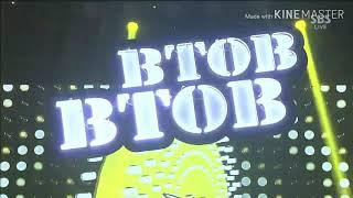 BTOB(비투비)-뛰뛰빵빵 교차편집(Stage Mix)