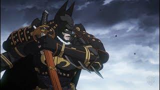 "Batman Ninja - ""Batman vs. Joker Sword Fight"" Clip"