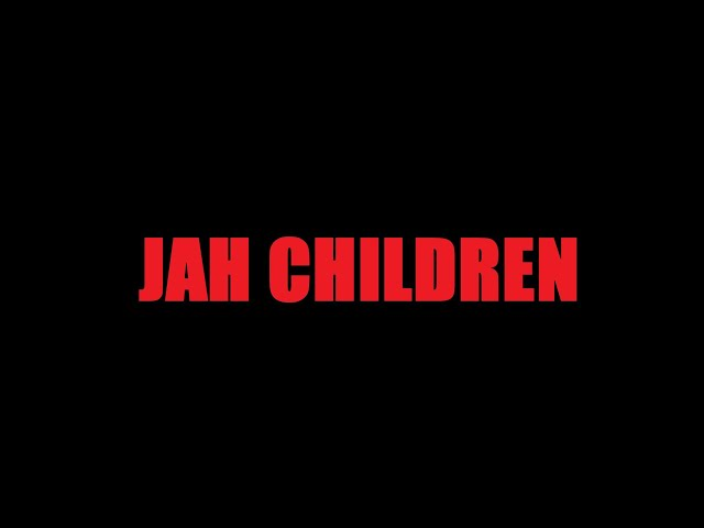 Jah Children by Shane M. O'Sullivan