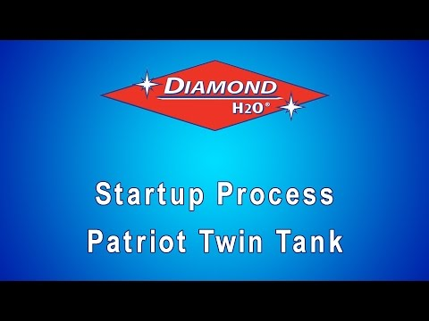 Patriot Twin Startup Process