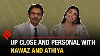 Nawazuddin Siddiqui & Athiya Shetty share reasons to watch Motichoor Chaknachoor | Cast Interview