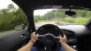 Audi R8 2011 Videos