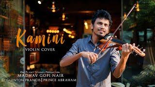 Download Mp3 Kamini VIOLIN COVER Anugraheethan Antony Madhav Gopi Nair