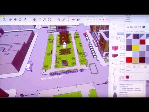 3D Basecamp 2016 – Live Design in SketchUp